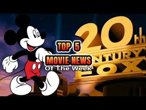 Disney In Talks To Acquire 21st Century Fox Properties, New Star Wars Trilogy - Top 5 Movie News