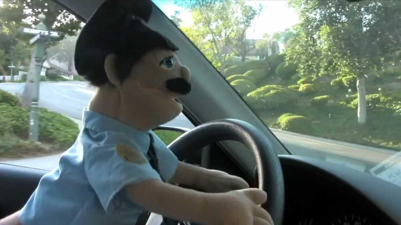 Puppet Cops Dance Patrol Youtube