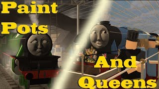 Remakes Roblox: Paint Pots et Queens