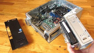 Acer Aspire Desktop | How to Remove Hard Drive DVD | AXC SFF