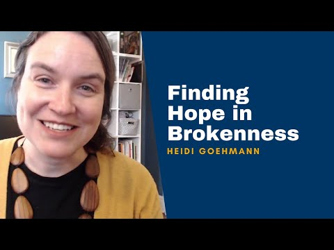 Heidi Goehmann on Finding Hope
