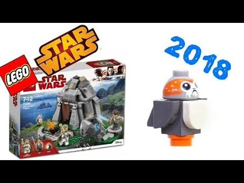 Review: Porg, LEGO Star Wars 2018, The Last Jedi, Ach to