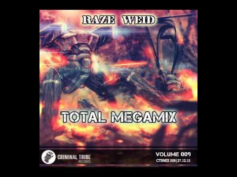 Raze Weid  - Breakbeat & Big Beat Megamix (CTRMIX009)