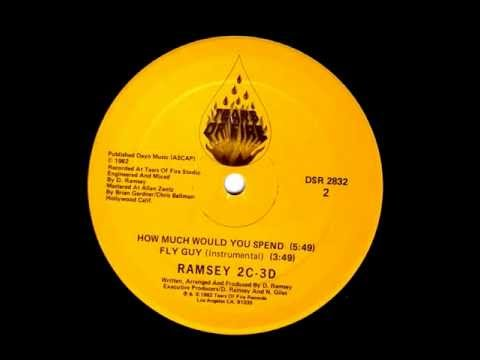 Ramsey 2C-3D How Much Would You Spend / Rock The Groove