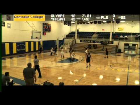 Centralia College Women's Basketball Blazer Classic  12-11-2015