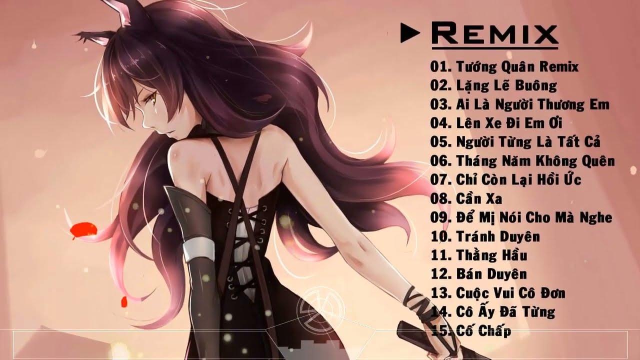 Tướng Quân Remix ♫ Top 10 Bản Nhạc Trẻ Remix Hay Nhất | EDM Tik Tok Htrol Remix 2019 Lặng Lẽ Buông