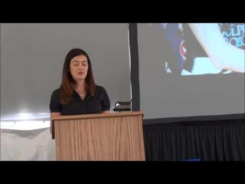 Leilani Munter - MREA 2014 Energy Fair Part 1