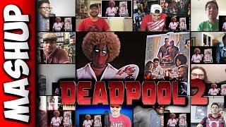 DEADPOOL 2 Teaser Trailer 'Wet on Wet' Reaction Mashup