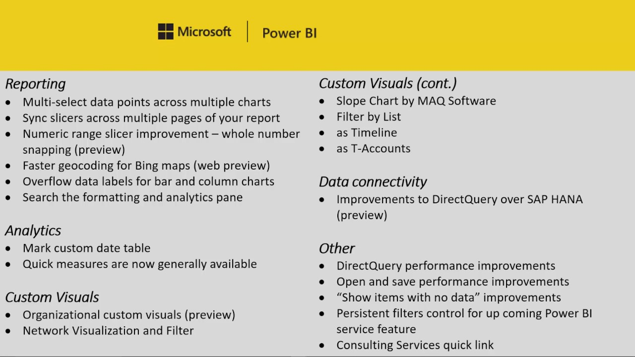 Power BI Desktop February Feature Summary | Microsoft Power BI Blog