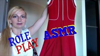 ASMR МАГАЗИН(Role Play) Покупка ПЛАТЬЯ