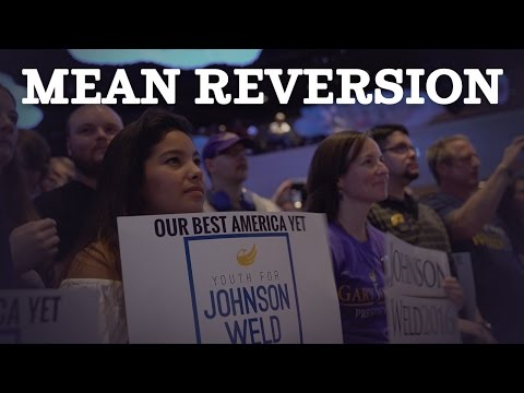 Episode Four: Mean Reversion (Gary Johnson and Jill Stein's 2016 campaigns)