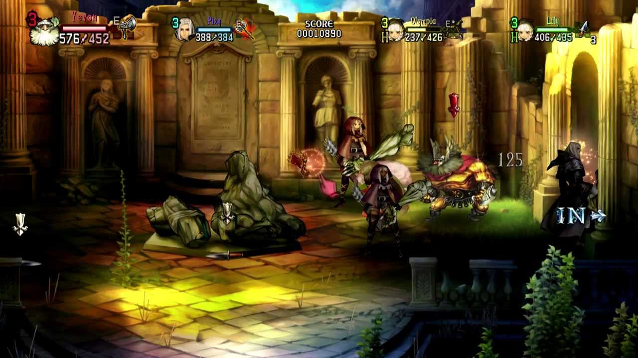 First Play: Dragon's Crown