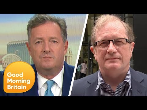 Piers Clashes with Doctor Fired for Refusing to Use Transgender Pronouns | Good Morning Britain
