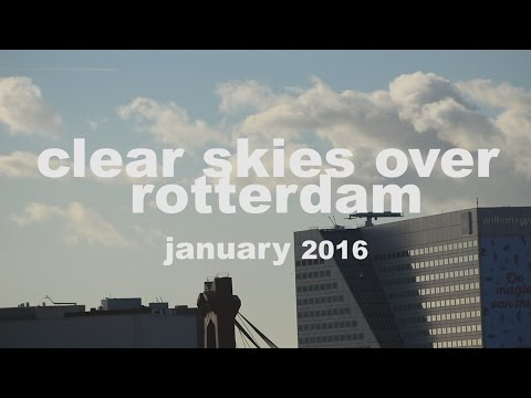 Clear Skies Over Rotterdam | Travel Film | Study Abroad