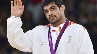 Wrestler Sushil Kumar blessed with Twins