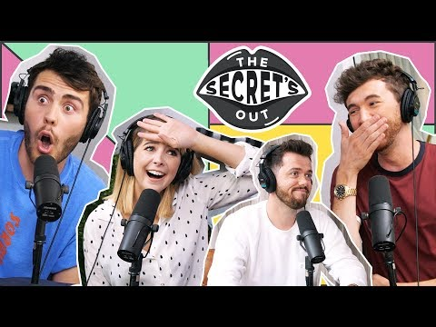 The Secret's Out #1 | Zoe Sugg, Mark Ferris & Steve Booker