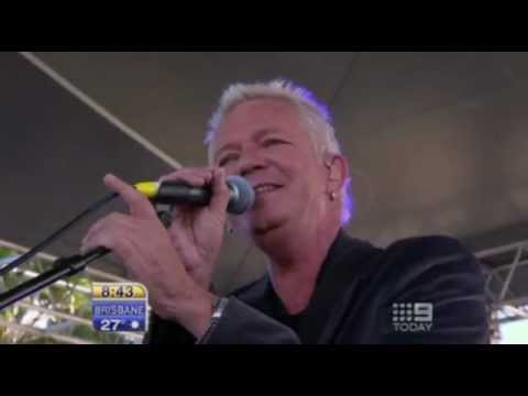 Icehouse - Hey Little Girl (Live in Geelong 23/09/2011)