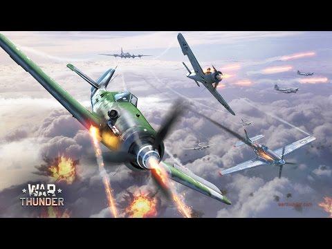 War Thunder | Fw 190 D12 & Fw 190 D13 (Premium) | PC Gameplay | Bomber killing