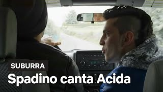 Spadino canta Acida dei Prozac+   Netflix Italia YouTube Videos