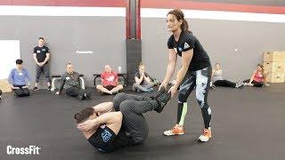 Gymnastics Course - Armadillo Drill