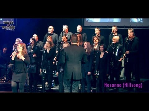 Voices of Worship - HOSANNA (Hillsong) - LIVE - Premiere - (Part III)