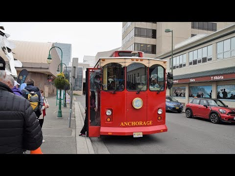 Anchorage Trolley City Tour (4K)