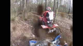 District 14 Battle Creek ATV Harescramble 2013