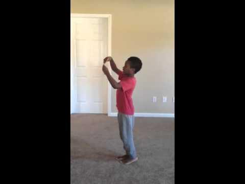 How to do a backflip no hands