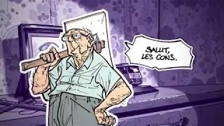 Bande annonce officielle de la série BD Les Vieux Fourneaux