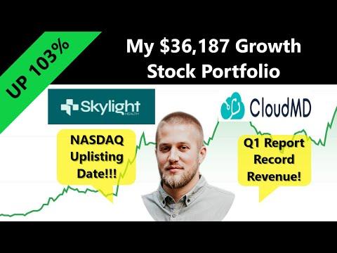 Download Skylight NASDAQ Date + Cloud MD Q1 Report / Sharp Investment Show Ep.57