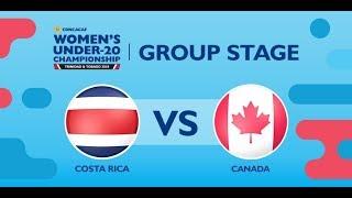 CU20W: Costa Rica vs. Canada thumbnail