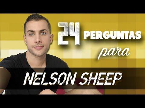 24 perguntas para: Nelson Sheep do Põe Na Roda