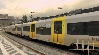 Züge, Loks & Glockengeläut - Bacharach Bf 24.12.2014