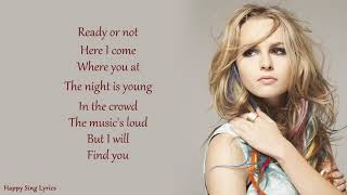 Never miss our update! please subscribe to happy sing lyrics channel here: https://bit.ly/2oyeppfready or not - bridgit mendler (lyrics)all rights belong ...