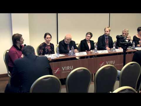 GA Media Conference / Пресс-конференция на Общем собрании