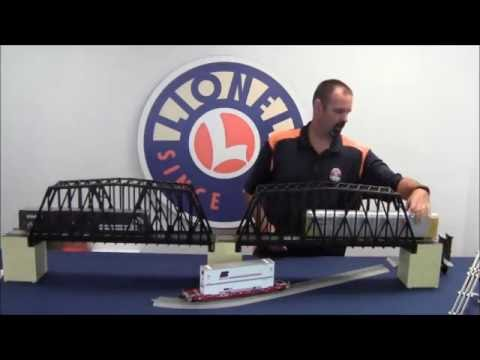 6-82110 Fastrack Extended Truss Bridge Product Video