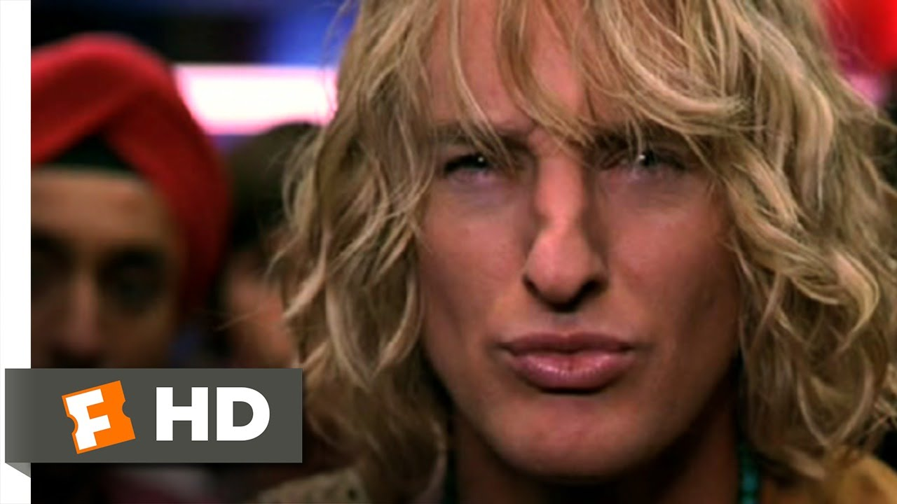 Zoolander (6/10) Movie CLIP - I'm Not Your Brah (2001) HD ...
