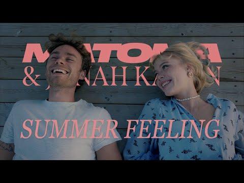 Смотреть клип Matoma Ft. Jonah Kagen - Summer Feeling