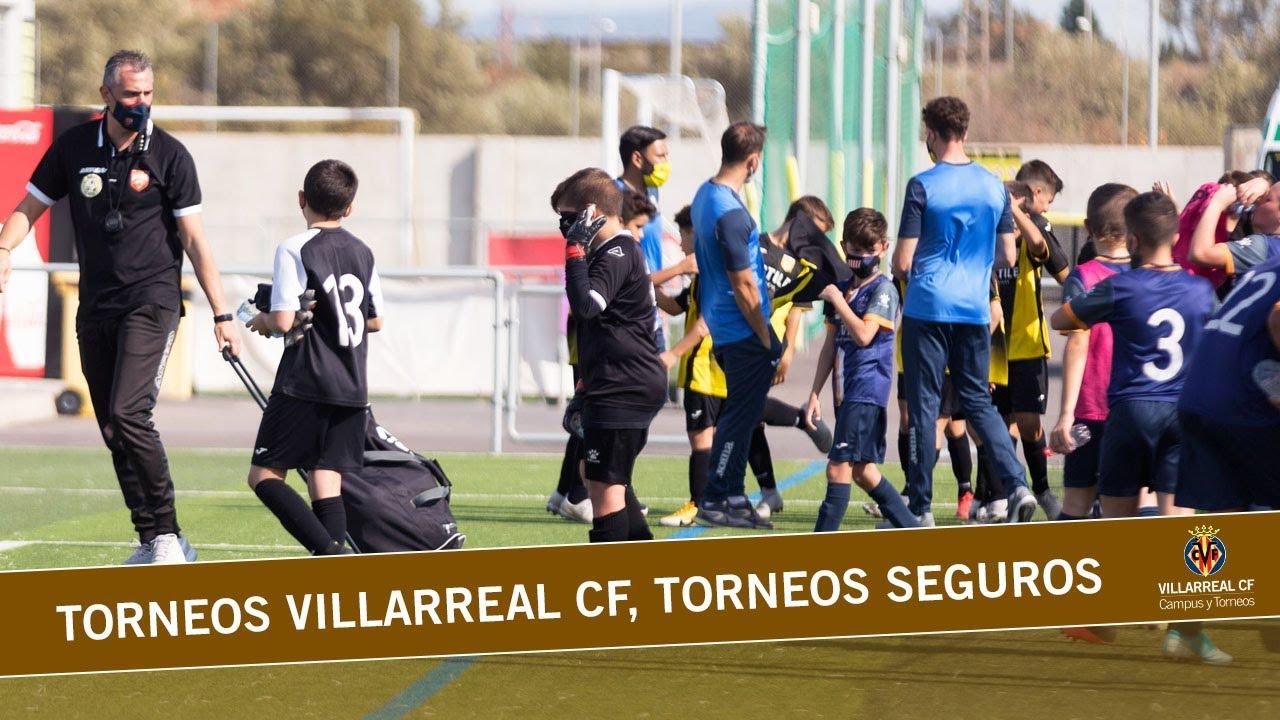 Torneos Villarreal CF, torneos seguros | 2020/21