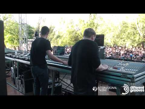 EXTRAWELT live @ PLAY THE MUSIC IN THE PARK 21.04.2014 - OLD RIVER PARK