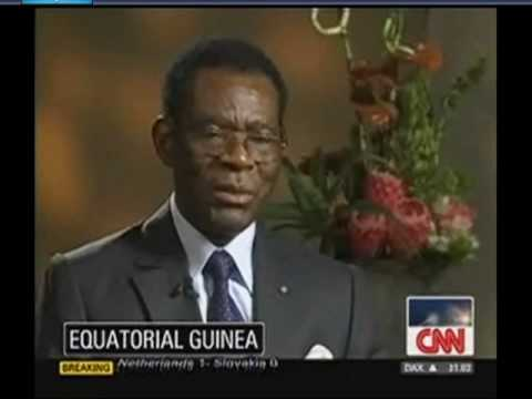 President Obiang's Interview with CNN