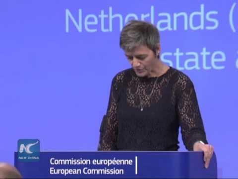 European Commission: Starbucks, Fiat tax deal illegal