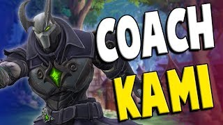 Paladins: Coach Kami - Androxus Jaguar Falls