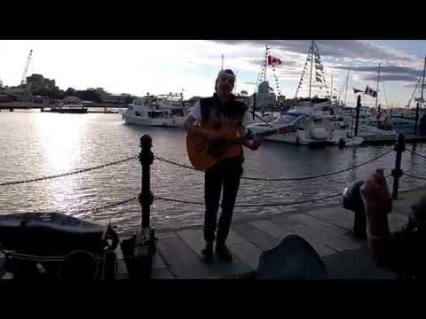 Canadian Street Music: Victoria, B.C.