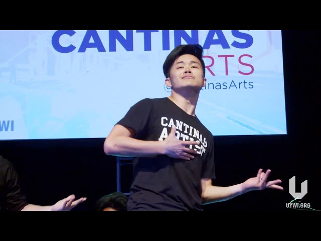 UYWI 2018 National Conference - Cantinas Arts 2
