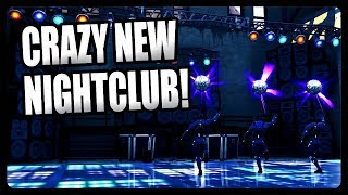 CRAZY NEW NIGHTCLUB LOOT LOCATION! FORTNITE SEASON 4 NEW SECRET LOCATIONS