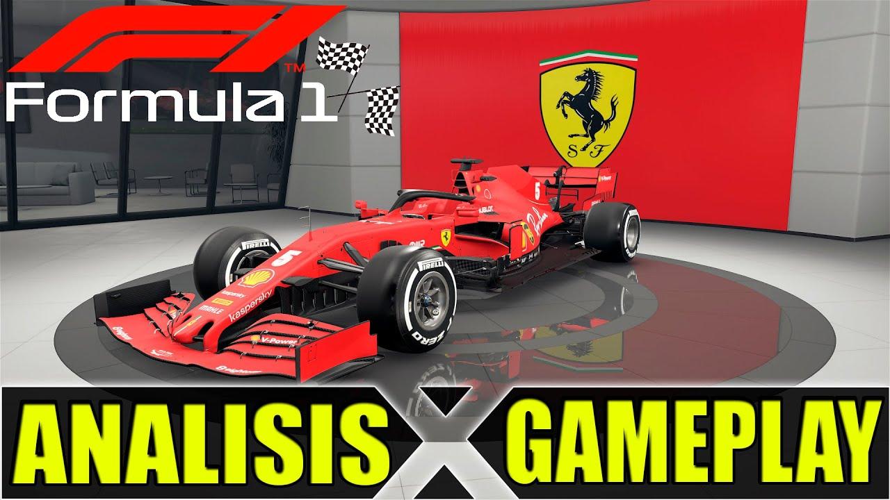 F1 2020 - AÑADIDOS Y MEJORAS IMPORTANTES - ANALISIS GAMEPLAY ESPAÑOL