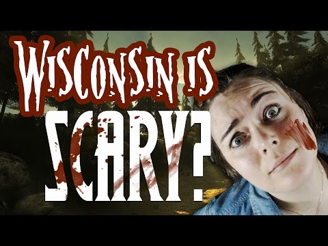 LEFT ALONE #1 Let's Play | Wisconsin is SCARY?!