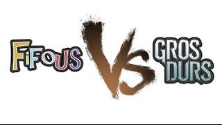 FIFOUS vs GROS DURS - LE DOGE EN 1V9 ! - Game #2