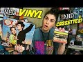 Vinyl & Cassette Collection: Your Ears Will Thank Me For This! 👂🏼✨ (Lana Del Rey NFR, Weezer Haul)